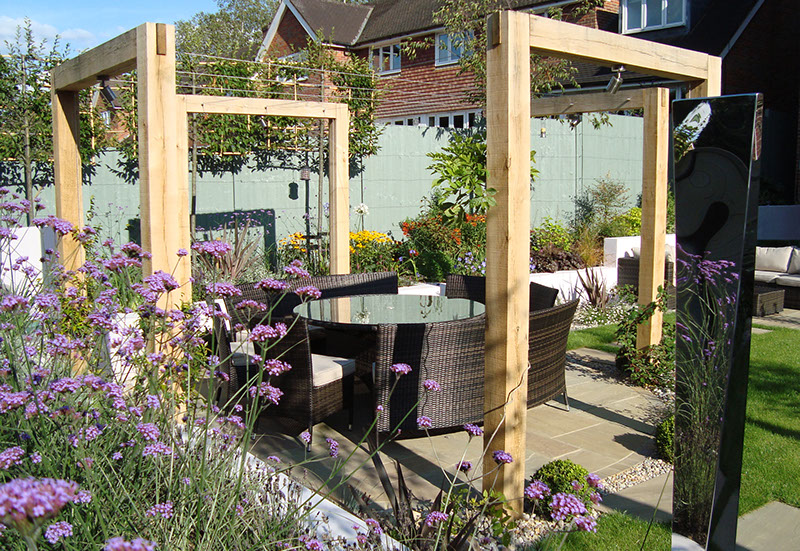 Delicieux Gilly Is A Dedicated Garden Designer, Based In Harpenden, Hertfordshire.  Although She Works Largely In Harpenden, St. Albans And Surrounding Areas,  ...